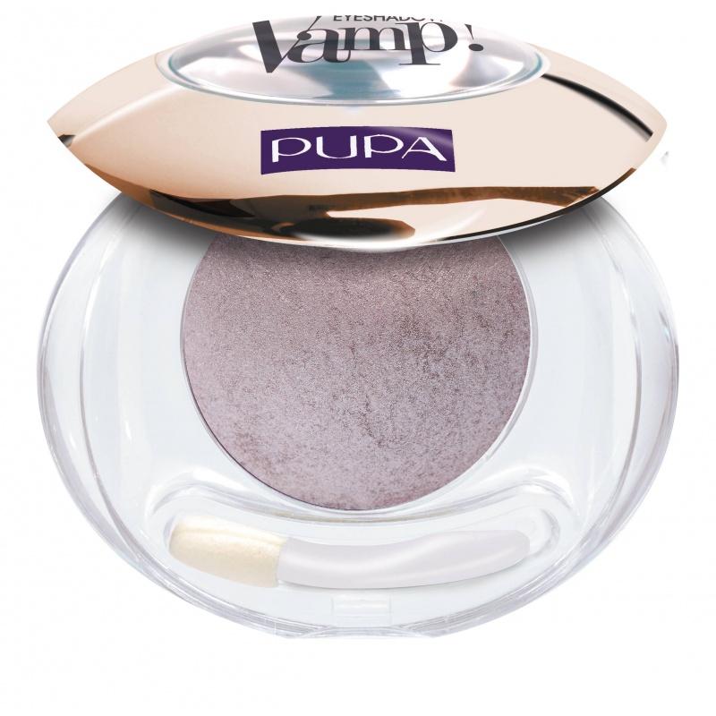 Сенки за очи Pupa Vamp! Wet & Dry Eyeshadow 005 Lilac Gray-Козметика